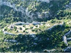 Galesnik Zaglav - ostrov Korcula Pamiatky