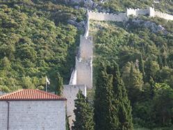 Stonské hradby Soline (Dubrovnik) Pamiatky