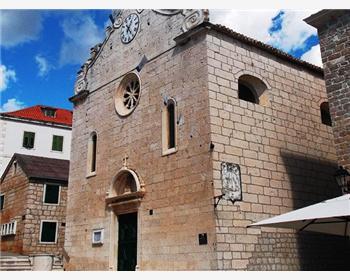 Farní kostel Gospe od Karmela