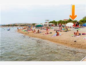Apartment Nediljka Srima (Vodice), Size 50.00 m2, Airline distance to the sea 70 m, Airline distance to town centre 70 m