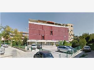 Apartmá Marino Split, Prostor 56,00 m2, Vzdušní vzdálenost od centra místa 350 m