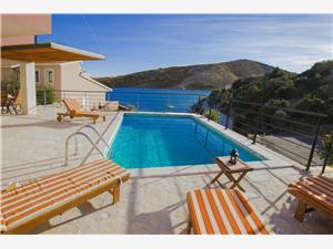 Vila Kamelicina Split i Trogir rivijera, Kvadratura 202,00 m2, Smještaj s bazenom, Zračna udaljenost od mora 20 m