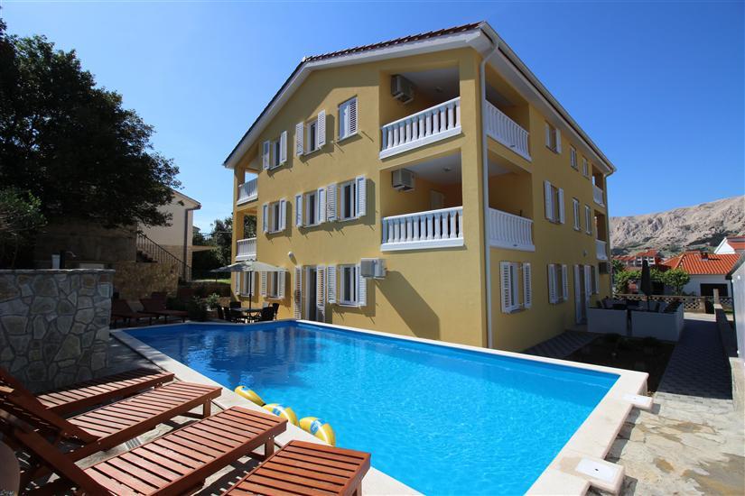 Appartementen Gorica I