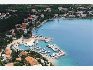Location en bord de mer Lacrima Soline - île de Krk,Réservez Location en bord de mer Lacrima De 76 €