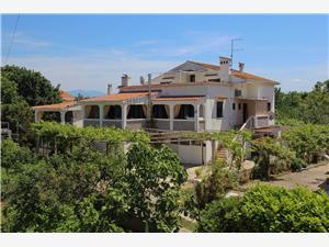 Apartmány Srdoč Silo - ostrov Krk, Prostor 45,00 m2, Vzdušní vzdálenost od centra místa 320 m