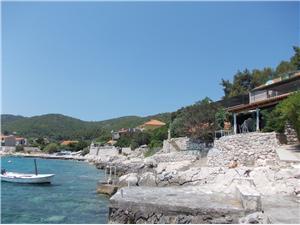 Beachfront accommodation South Dalmatian islands,Book Marko From 86 €