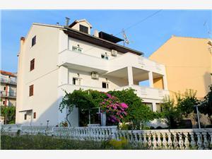 Apartmány Antica Vodice, Rozloha 85,00 m2, Vzdušná vzdialenosť od mora 100 m, Vzdušná vzdialenosť od centra miesta 50 m