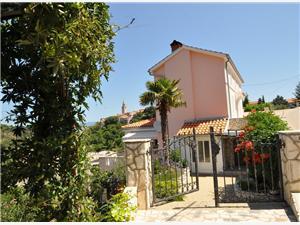 Апартамент Branko Vrbnik - ostrov Krk, квадратура 41,00 m2, Воздух расстояние до центра города 100 m