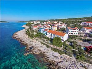 Beachfront accommodation Sibenik Riviera,Book Tina From 78 €