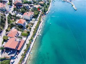 Boende vid strandkanten Butković Soline - ön Krk,Boka Boende vid strandkanten Butković Från 571 SEK