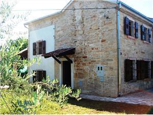 Huis Nives Buje, Stenen huize, Kwadratuur 95,00 m2