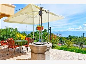 Apartament Olga Kvarner, Powierzchnia 52,00 m2, Odległość od centrum miasta, przez powietrze jest mierzona 800 m