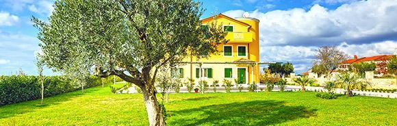 Appartamenti in  Rovigno