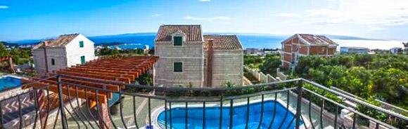 Appartementen Makarska