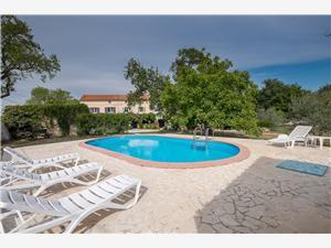 Hus Helena Kroatien, Storlek 92,00 m2, Privat boende med pool, Luftavståndet till centrum 300 m
