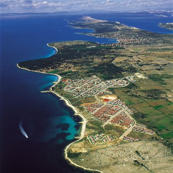 Gajac - wyspa Pag