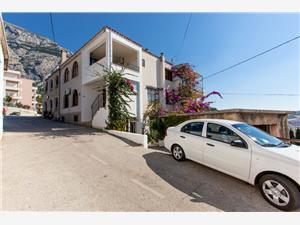 Ferienwohnungen Marija Makarska, Größe 30,00 m2, Entfernung vom Ortszentrum (Luftlinie) 250 m
