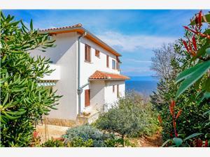 Apartmá Andreas Modrá Istrie, Prostor 36,00 m2, Vzdušní vzdálenost od centra místa 400 m