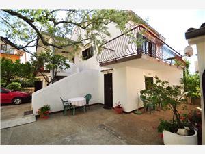 Апартаменты и Kомната Jadranka Ривьера Задар, квадратура 15,00 m2, Воздуха удалённость от моря 100 m