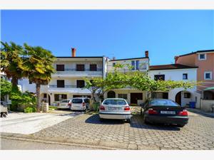 Apartmány Romano Rovinj, Prostor 30,00 m2