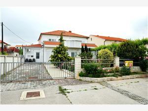 Appartementen Marijan Zadar, Kwadratuur 50,00 m2