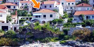 Appartement - Postira - eiland Brac
