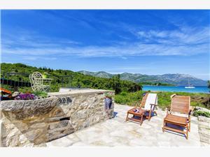 Dům Vinko Chorvatsko, Dům na samotě, Prostor 30,00 m2, Vzdušní vzdálenost od moře 50 m