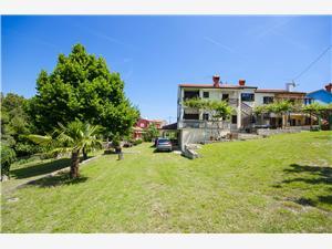 Apartmány Josip Istria, Rozloha 36,00 m2, Vzdušná vzdialenosť od mora 200 m