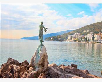 Kvarner tour Beautiful pearls Opatija Rijeka