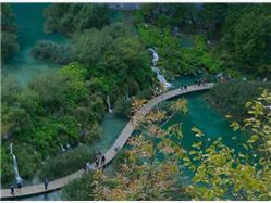 Full Day Tour National Park Plitvice Lakes from Zadar Grabovac (Rakovica)
