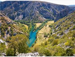 Canoe Safari on the River Zrmanja from Zadar Grabovac (Rakovica)