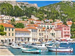 Blue Cave and Hvar Speedboat Tour from Split Palagruza