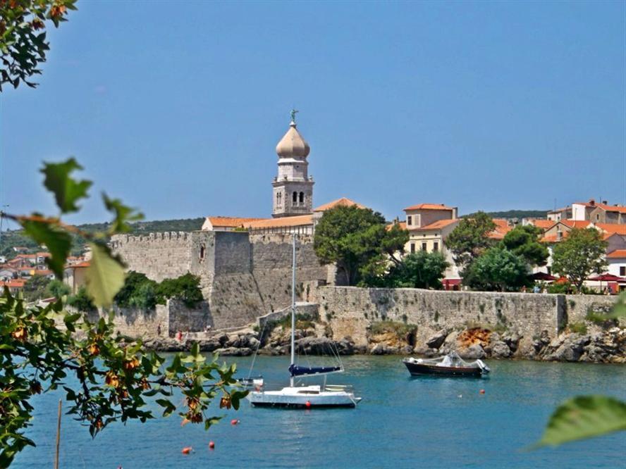Volete Visitare Krk Isola Di Krk Guida Turistica
