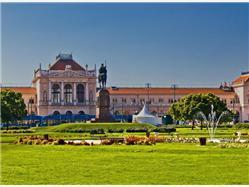 Walking and Panoramic Tour Zagreb Surroundings Zagreb