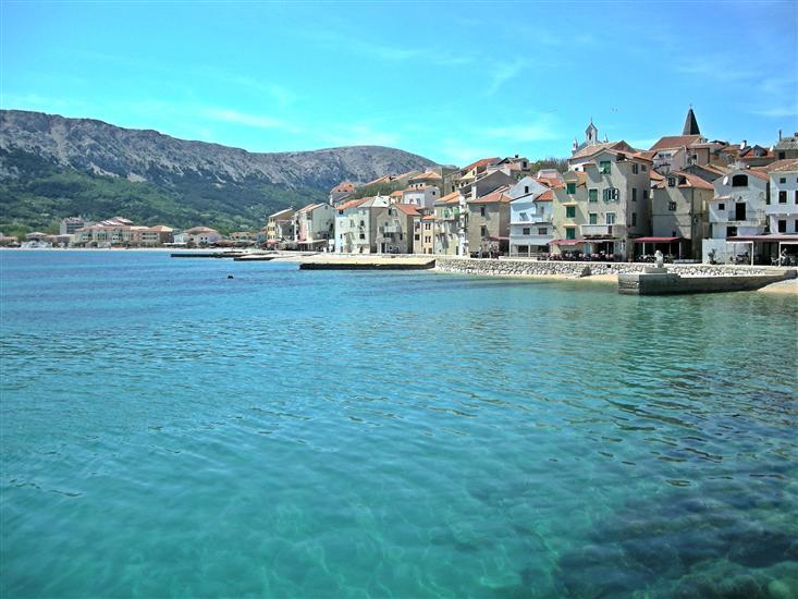 Baska - ostrov Krk