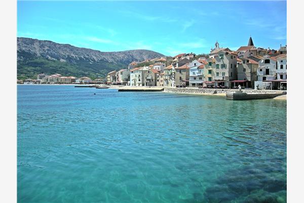 Baska - wyspa Krk