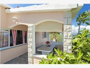 Ház Tonči Vela Luka - Korcula sziget, Robinson házak, Méret 55,00 m2