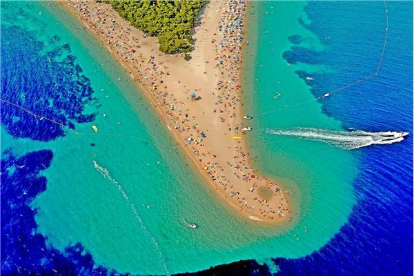 Bol - Brac sziget