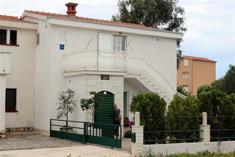 Апартаменты Berislav