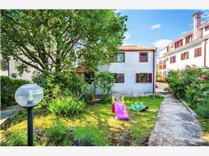 Appartements Davorka Banjole, Superficie 45,00 m2, Distance (vol d'oiseau) jusqu'au centre ville 400 m