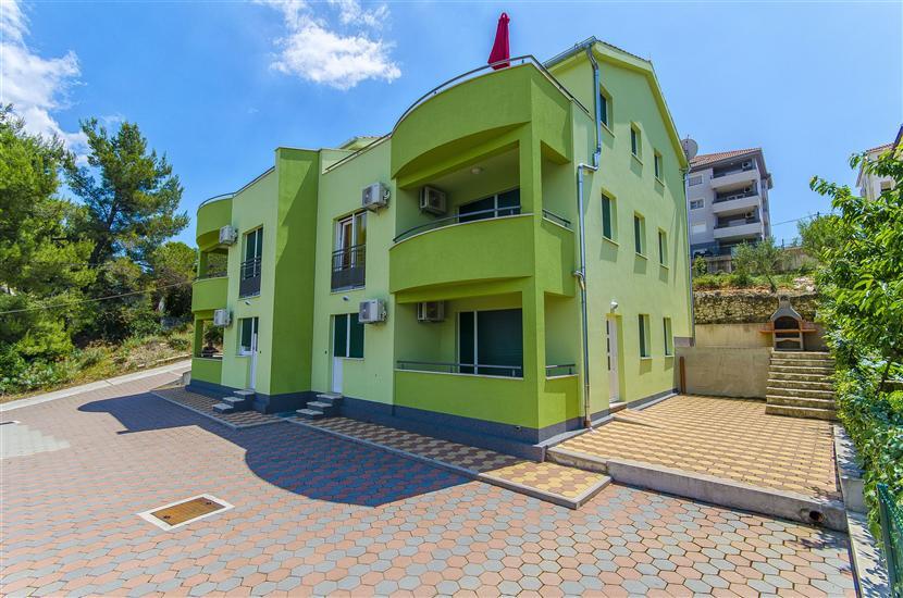 Apartamenty Pava