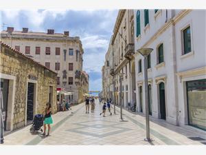 Apartman és Szoba Old town Split, Méret 14,00 m2, Központtól való távolság 100 m
