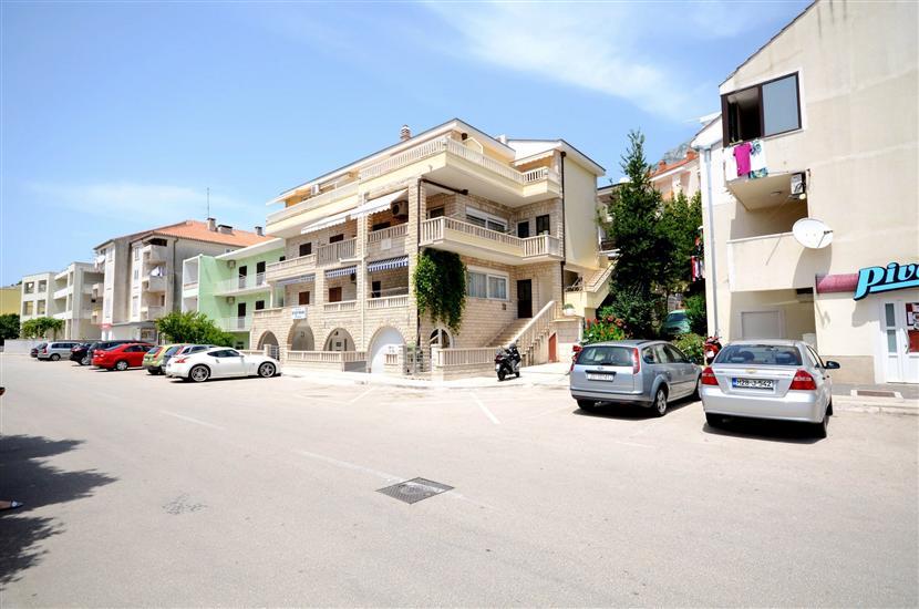 Apartamenty Pero