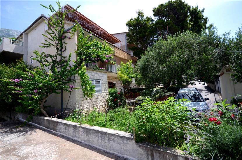 Appartementen Jadranka