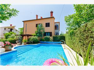 Апартамент Ecio Истрия, квадратура 35,00 m2, размещение с бассейном, Воздух расстояние до центра города 300 m