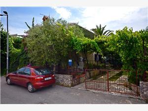 Huis Milan Okrug Donji (Ciovo), Kwadratuur 120,00 m2, Lucht afstand tot de zee 200 m, Lucht afstand naar het centrum 600 m
