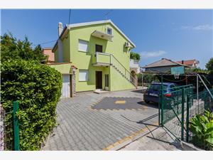 Apartmán Bise Kastel Novi, Prostor 60,00 m2, Vzdušní vzdálenost od moře 200 m, Vzdušní vzdálenost od centra místa 49 m