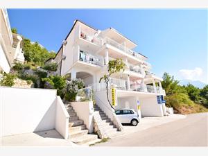 Appartement Split en Trogir Riviera,Reserveren Dubravka Vanaf 38 €