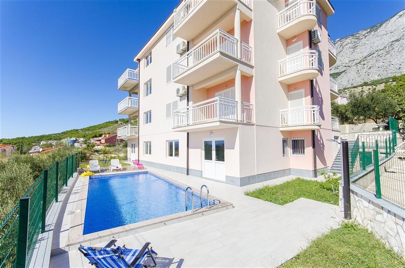 Lägenheter Seaview