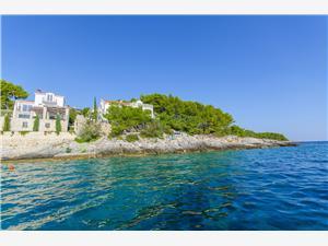 Apartmaj Blue Vela Luka - otok Korcula, Kvadratura 65,00 m2, Oddaljenost od morja 10 m
